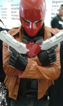 Red Hood by thereanimatedunknown