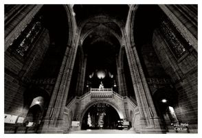 Inside a Cathedral by petemc