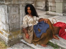 Gypsy Girl 15 by dg2001