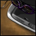 Still Life - Sunglasses by Py3rr