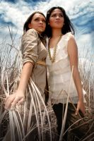 YVES : Charmaine and Jobelle by aboutface