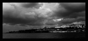 cloudy... by smrdncr