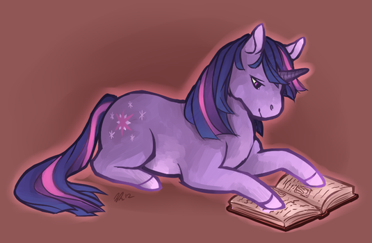 Twilight by HuntahV