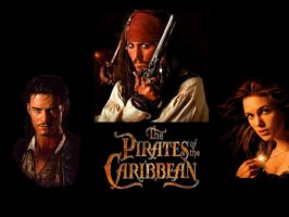 Pirates of the Caribbean by Devil-Wolf-1999