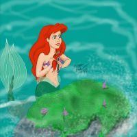 Ariel, from memory by CATtheMinion