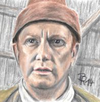 Arthur Weasley by LoonaLucy