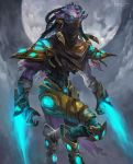 Protoss Assassin by thiago-almeida