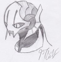SW - Grievy Sketch by Unit957