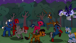 The NLR-Fellowship Conflict by Brony-Artisan