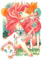 Pinkie Pie by CassieFrese