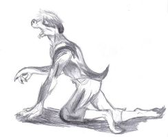 Sketch 8 Beagle Transformation by Ageaus