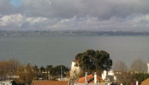 The Clouds and Me - The River Tejo 2008-01 by Kay-March