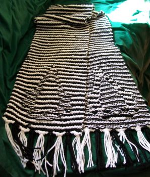 Assassin's Creed scarf by NimrodXIV