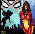Spiderwoman by GraphixRob by THE-Darcsyde