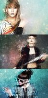 2ne1 WALLPAPER PART 1 by louisebin