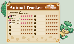 HPM Animal Tracker by tomato-rabbit
