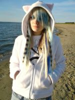 scene queen en la playa by LaMapazheCabrona