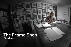 The Frame Shop by aMorle