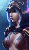 Ashe by sgfw