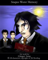 Snape by GingerAnne