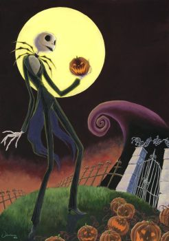 Nightmare Before Christmas by Viviane-ch