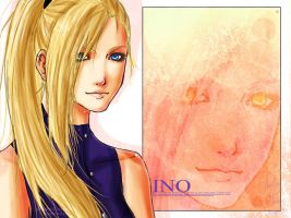 Ino by KUNGPOW333