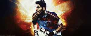 Casillas Sign by Dark-legend-GFX