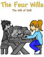 The Four Wills - Cover 1 by Terra101