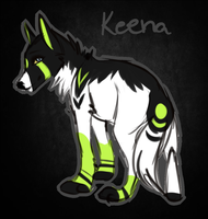 Keena quick ref by Reneah