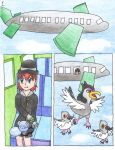 Undercover in Unova Ch 2 Pg 1 by BlueMew919