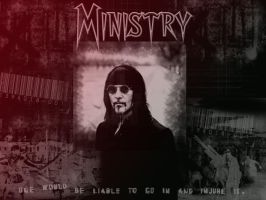 Ministry 5 by serialkiller07