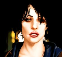 Brody Dalle by Lofo