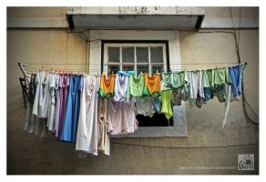 Wash Day by Garelito-Photos