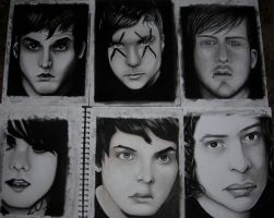 My Chemical Romance by drowning-in-you