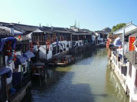 zhujiajiao china by SheltieWolf