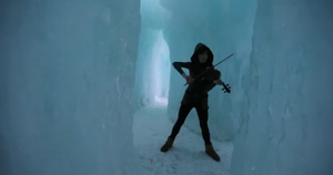 Lindsey Stirling - Crystallize - GIF by evilpokejuggalette