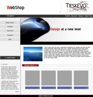 Webshop - not for sale.. by tieskevo