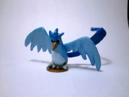 #144 Articuno Pennymon by ninjazzy