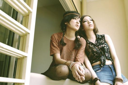 Young Folks 3 by JeHob