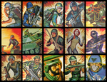 GI Joe 1982 by Seblebon