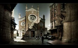 St. Anthony of Padua Church by mutos