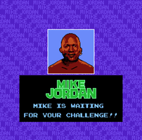 Mike Jordan's PUNCH-OUT by DJvenom
