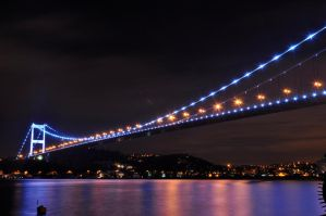 The Bosphorus by sener1236