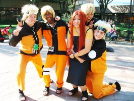 Naruto::Mommy, We love you by astachan