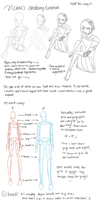 anatomy tutorial by yu-nomii