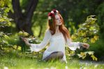 Rose Maiden 01 by KittyTheCat-Stock