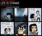LIFE IS STRANGE | Visionary by TheGouldenWay