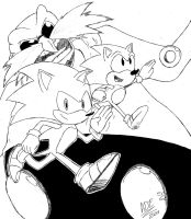 Sonic Generations by ADE-Syndicate