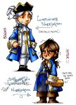 The Wonderful Mr. Norrington by AgentDax