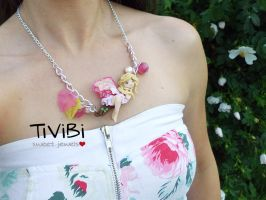 Fairy necklace by tivibi